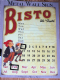Retro Classic Bisto Calendar 'Reusable Year after Year'